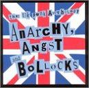 Anarquia, angústia e Bollocks: O Reino Unido Punk Anthology [Audio CD] Vários Artistas