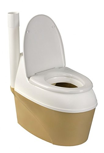 Waterless Composting Toilet