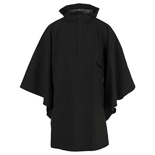 AGU Regenponcho Urban Outdoor - Zwart - One Size