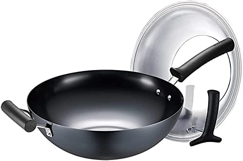 Ronglibai non sticking frying pan online shopping stir Kansas City Mall woks pans fry and