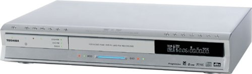 Best Prices! Toshiba RD-XS32 Progressive-Scan DVD Player/Recorder with 80 GB Hard Drive