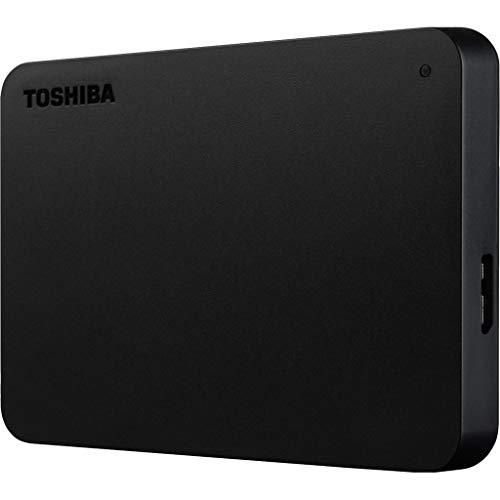 Toshiba HDTB440MK3CA Canvio Basics