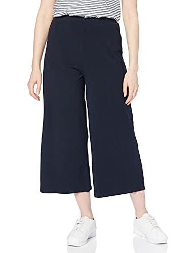 Peopletree Damen Chandre Trousers Hose, Blau (Navy Ny), 38 (Herstellergröße: 12)