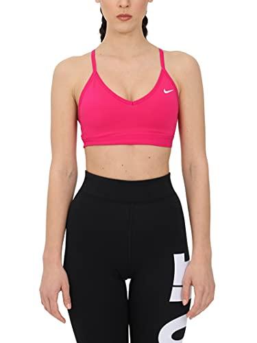 Nike Sujetador deportivo para mujer., Fireberry/Fireberry/Firebe, extra-small