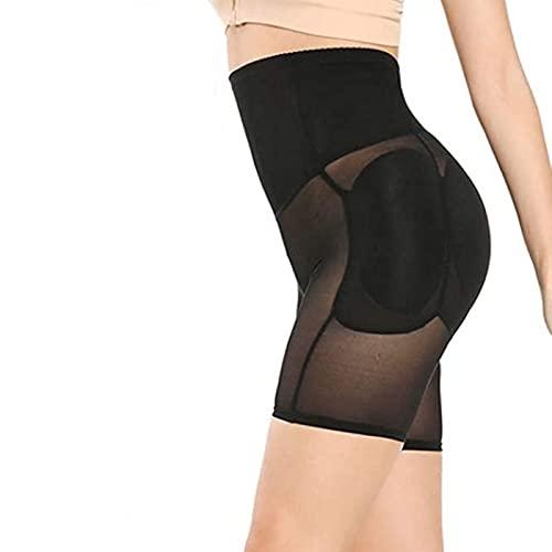 WUJNANG Entrenador de cintura para mujer, cintura alta, levantamiento de glúteos, control de barriga, calzones de muslo más delgado para el cuerpo, B-L