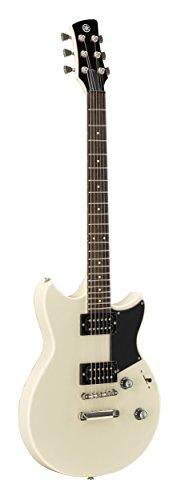 YAMAHA Revstar RS320VW - Guitarra eléctrica, Blanco (Vintage White)