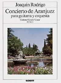 CONCIERTO DE ARANJUEZ - arrangiert für Gitarre - Klavier [Noten / Sheetmusic] Komponist: RODRIGO JOAQUIN