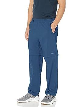 Columbia Men s Standard Backcast Convertible Pant Carbon X-Large x 30