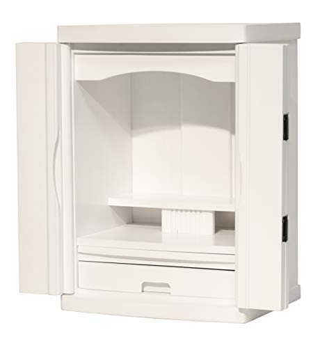 サンニード ミニ仏壇 CMB-320 WH ホワイト 白 木製 桐 幅32cm 奥行25cm 高さ45cm