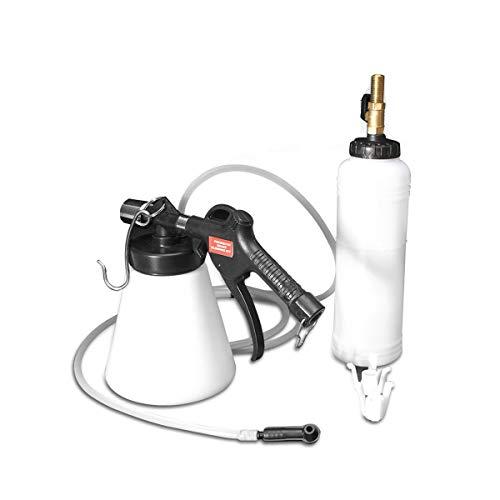 LICHONGUI Nuevo 0.75L Frenador y Embrague Bleeder Sangreing Coche Tipo de vacío Neumático