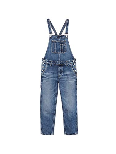 Pepe Jeans Damen Jumpsuit Drew Blue Denim XS