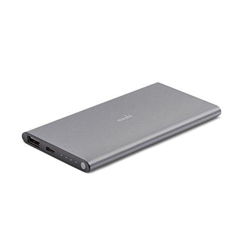 Moshi 99MO022144 batteria portatile Grigio Polimeri di litio (LiPo) 5150 mAh
