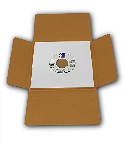 VillageBox ダンボール EPレコード/7inchレコード[100枚セット]