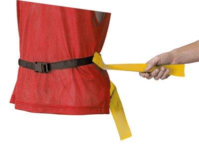 Generic Tag Belts (Bleu Et Rouge) - Lot De 6 [Jouet]