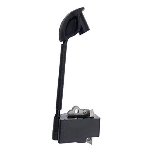 NICERE Bobina de encendido de repuesto para aspiradoras Stihl BG56 BG86 BG86C soplador de hojas de mano Rep 4241 400 1306 42411306B (Color: Negro)