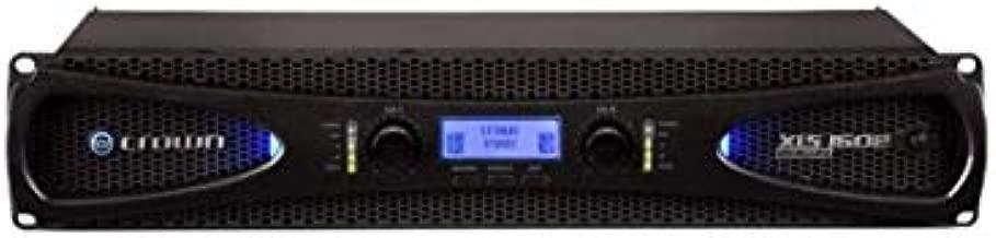 Crown XLS1502 Two-channel, 525-Watt at 4? Power Amplifier