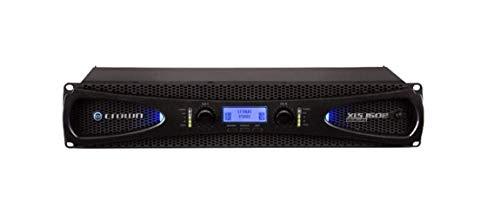 Crown XLS1502 Two-channel, 525-Watt at 4Ω Power Amplifier