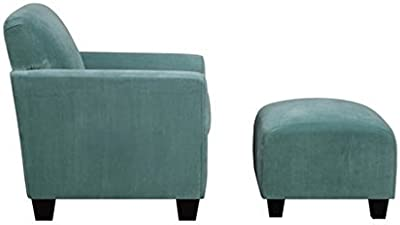 Superb Amazon Com Ashley Bladen Accent Chair With Ottoman In Dailytribune Chair Design For Home Dailytribuneorg
