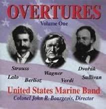 United States Marine Band: Overtures, Volume 1