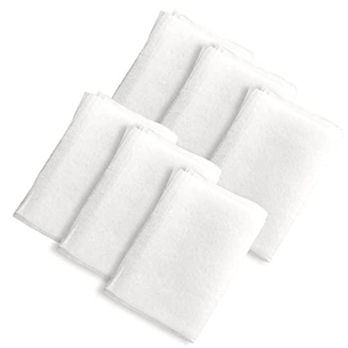 Afzuigkap Filter Anti Smoke Cut Filter Absorbing Niet Geweven Stof Servet Anti Oliedampen Stickers Voor Kitchen 6pcs Keuken Accessoires