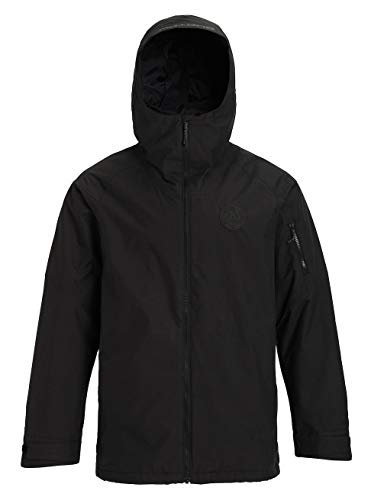 Burton Herren Hilltop Snowboard Jacke, True Black, S