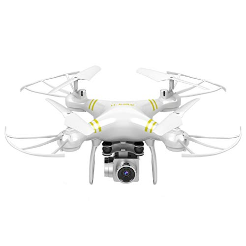 MüLö RC Drone Wifi Fernbedienung Flugzeug Selfie Quadcopter mit 1080P HD Kamera Headless FPV Kamera Drohne (C)
