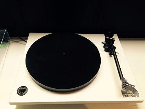 Vinyl Guru platenspeler platenspeler mat - zwart