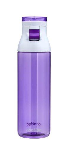 Contigo Jackson Reusable Water Bottle, 24oz, Lilac: Kitchen & Dining:  Amazon.com.au