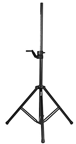Knox Gear Hand Crank Steel Speaker Stand