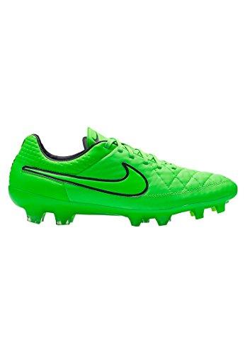 Nike Tiempo Legend V FG grün - 40/5 / 7.5
