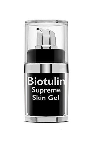 Maverik BIOTULIN - Supreme Skin Gel Gesichtslotion reduziert Falten Hautpflegeprodukt Anti Aging Treatment 15 ml