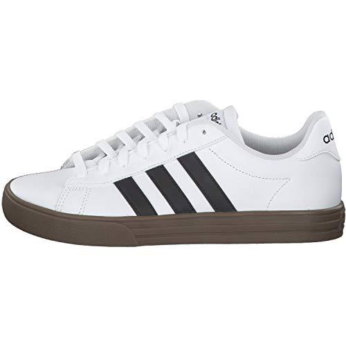 Adidas Daily 2.0, Zapatillas Hombre, Blanco (White F34469), 43 1/3 EU