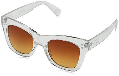 Vans Sunny Dazy Sunglasses Gafas de sol, Transparente (Clear-sunset Gradient), 55 para Mujer