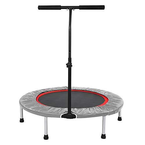 WYYY Interior Al Aire Libre Mini Trabajo Pesado Plegable Trampoline Fitness Rebounder Bed Niños Adultos