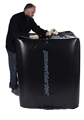 Review Powerblanket TH275 Insulated IBC Storage Tote Heater with Adjustable Thermostat Controller, F...