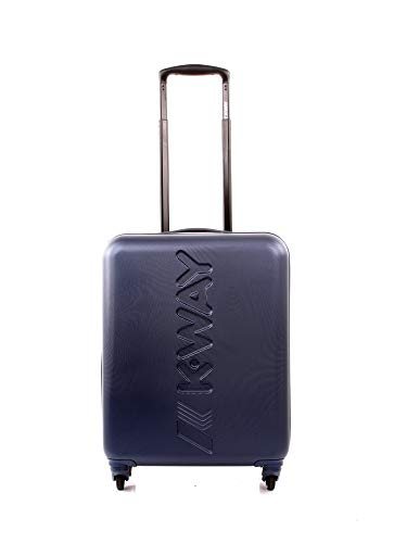 TROLLEY K-WAY K-AIR CABIN SIZE SPINNER 8AKK1G010A301 NAVY