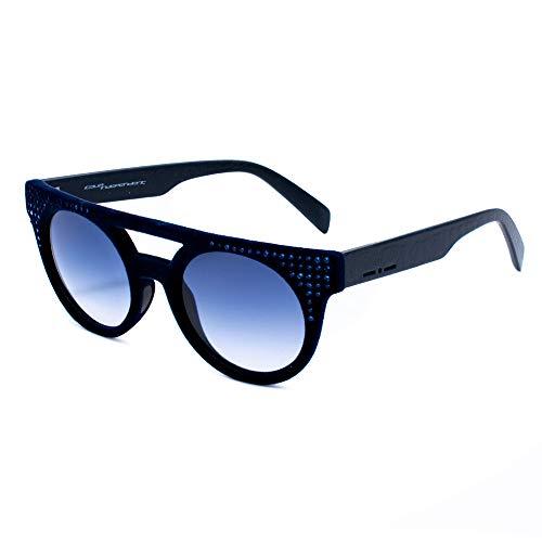 italia independent 0903CV-021-000 Gafas de sol, Azul, 52 para Mujer