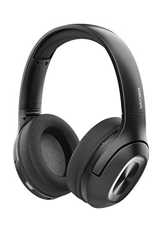 DACOM HF002 Wireless Bluetooth 5.0 Headphones with Hi-Fi ...