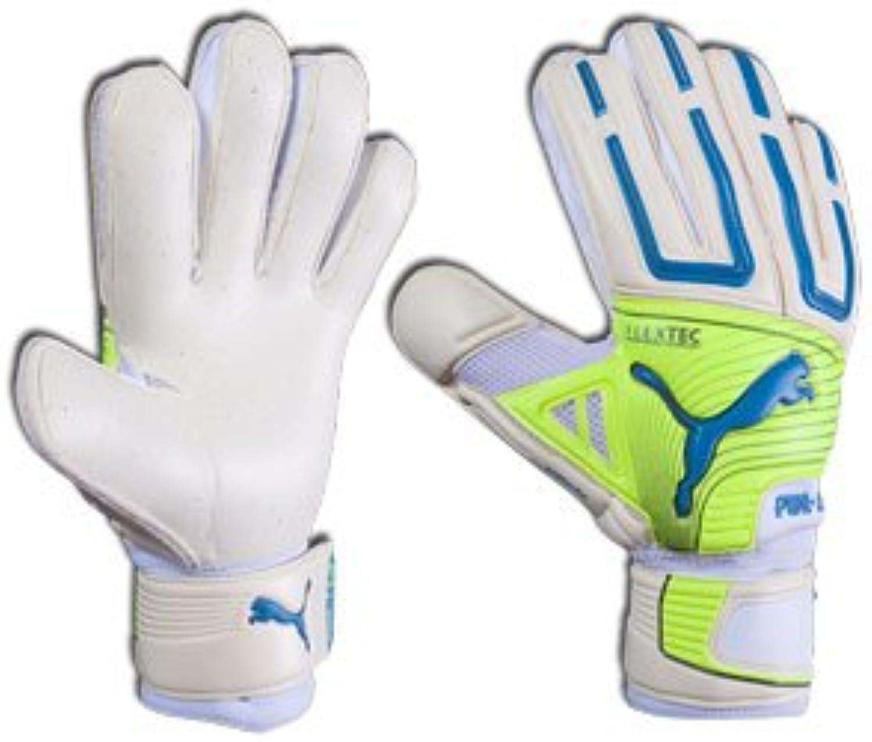 Puma PowerCat PowerCat PowerCat 2.12 Protect RC Soccer Goalie Glove, Weiß, 11 B00DSYA762  Angenehmes Aussehen 90a019