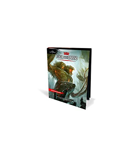 Asmodee Italia - Dungeons and Dragons 5a Edizione: Fuga dall'Abisso (4044)