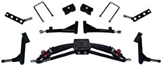 Club Car Precedent (04-Up) Golf Cart 6 inch Double A-arm Lift Kit