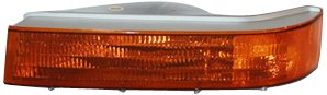 TYC 12-1470-01 Ford Front Driver Side Replacement Parking/Signal Lamp Assembly