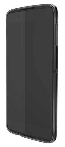 BlackBerry ACC-63010-001 Custodia per Cellulare 13,2 cm (5.2') Cover Nero, Trasparente