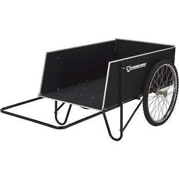 Strongway Garden Cart - 400-lb Capacity 14 Cu Ft 48in.L x 29in.W