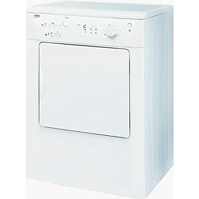 Beko DRVT71W Dryer, 7 kilograms, White