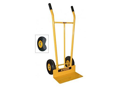 Ayerbe - Carretilla ay300sn 300kg rueda impinchable