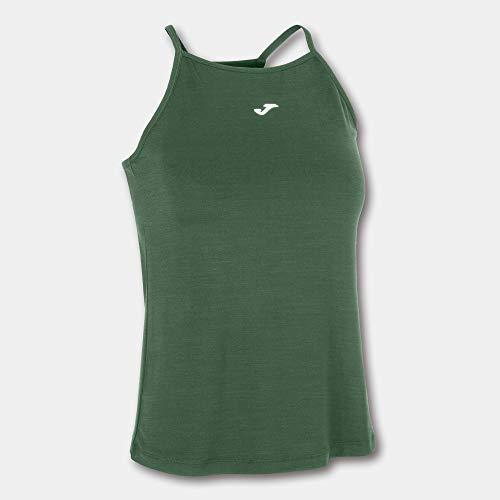 Joma Camiseta Tirantes Indoor Gym Caqui