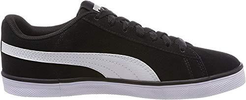 Puma Unisex-Erwachsene Urban Plus SD Sneaker, Schwarz (Puma Black-puma White 1), 44 EU (9.5 UK)