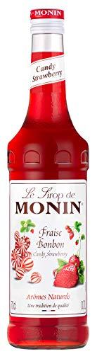 Monin Strawberry Bonbon Syrup 700ml