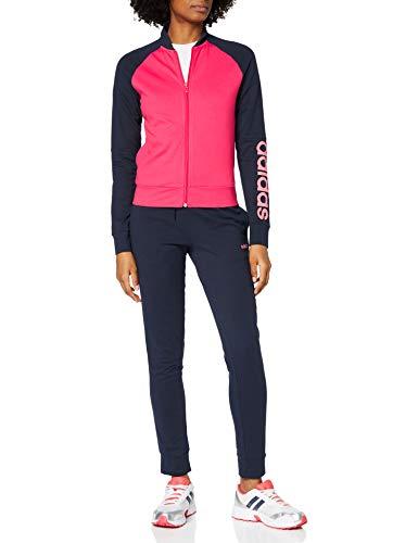 adidas WTS New CO Mark Chándal, Mujer, rosint/Tinley/Rossen, XS